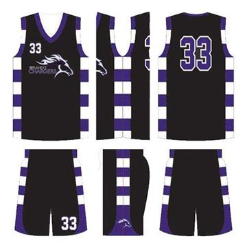 Picture of Basketball Kit CHR 517B Custom