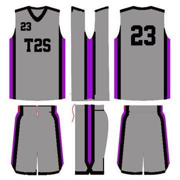 Picture of Basketball Kit T2S 512 Custom