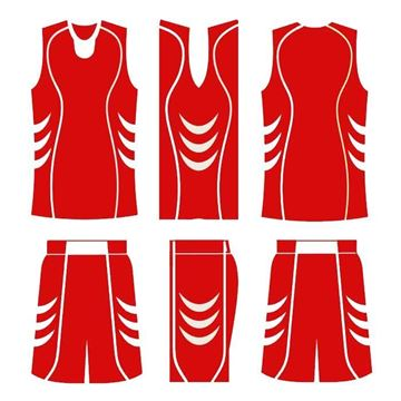 Picture of Basketball Kit Style 541 Custom