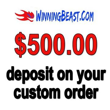 Picture of Deposit Certificate WinningBeast.Com