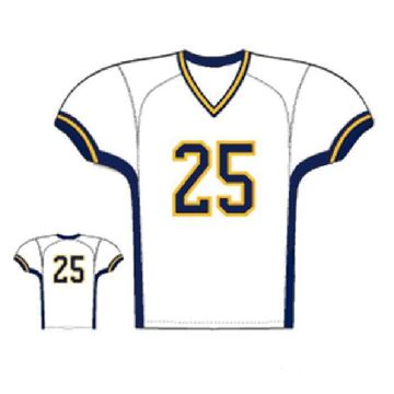 Picture of Foorball Jersey Style 301 Custom Classic Line