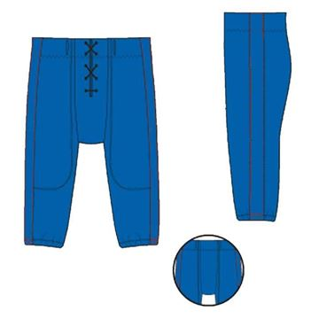 Picture of Foorball Pant Style 301 Custom Classic Line