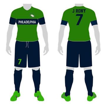 Picture of 18 Soccer Kits Style KIC109 Special