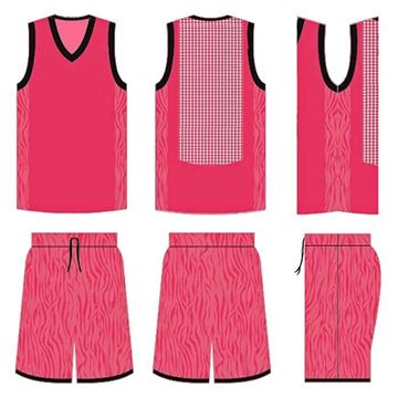 Picture of Basketball Kit Style 526 Custom