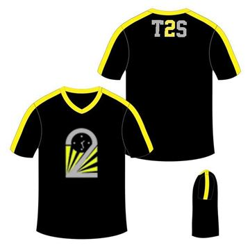 Picture of Shooting Shirt T2S 586S Custom