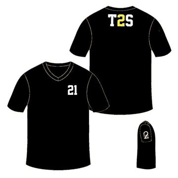 Picture of Tee Shirt T2S 586T Custom