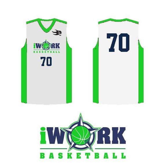 2996381a1bff Winning Beast - Basketball Jersey ISS 514J Custom