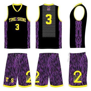 Picture of Basketball Kit T2S 526 Custom