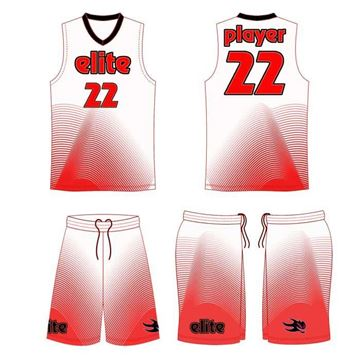 Picture of Basketball Kit Style 510 Custom
