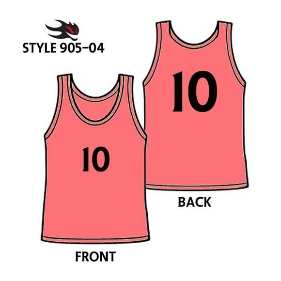 Picture of Training Vest Style 90504 Custom