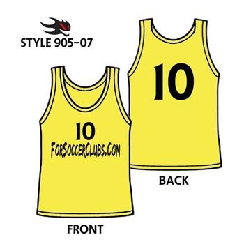 Picture of Training Vest Style 90507 Custom