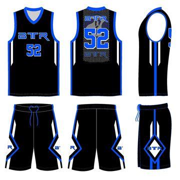 Picture of Basketball Kit BTR 551 Custom