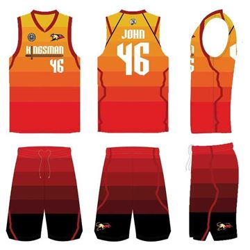 9d0a9dcbde74 Basketball Kit CBL 5513 Custom