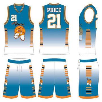 Picture of Basketball Kit HAR 5515 Custom