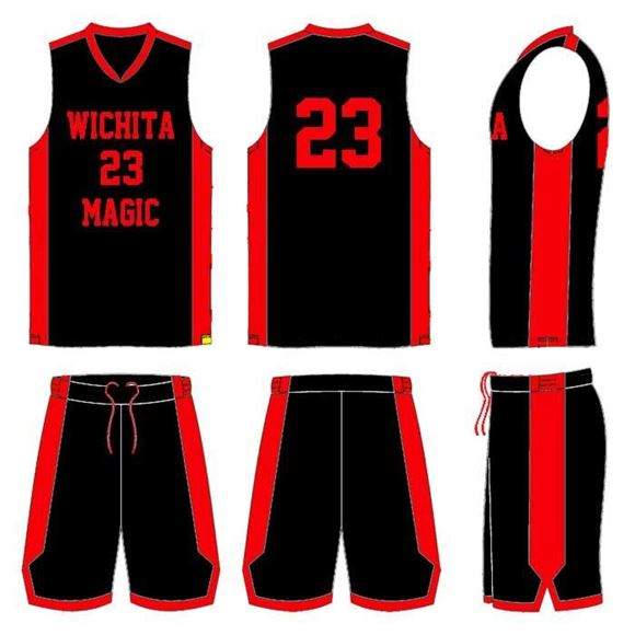 54754a64f77 Winning Beast - Basketball Kit Style WHM 514 Special