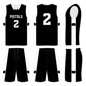 Picture of Basketball Kit Style GP5533 Custom